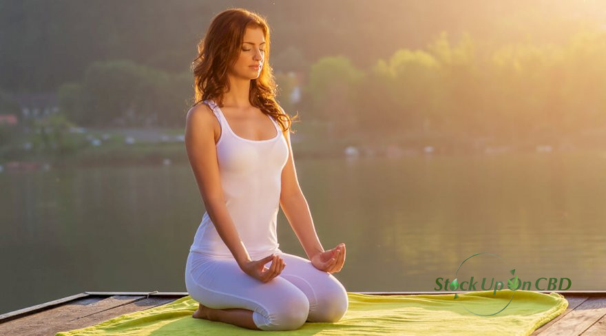 How CBD and Yoga Helps in Enhancing the Body and Mind