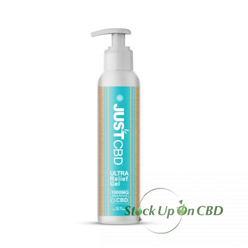 JustCBD Ultra Relief Gel 1000mg