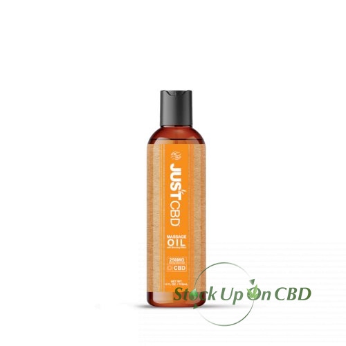 JustCBD Massage Oil 250mg